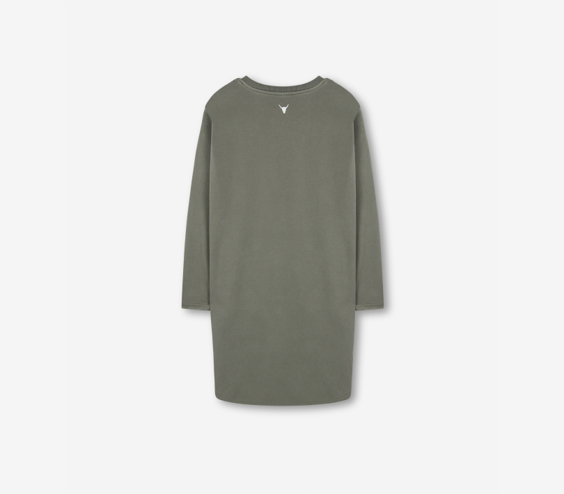 LX SWEAT DRESS