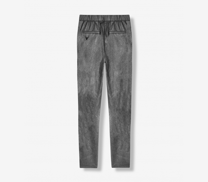 FOIL STRETCH PANTS