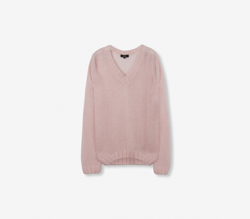 SOFT KNIT PULLOVER