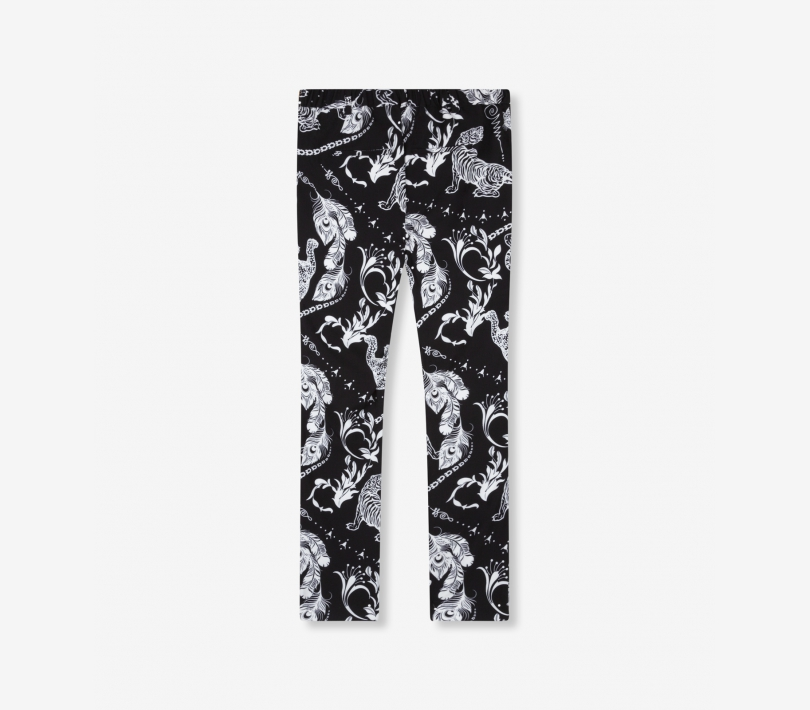 GRAPHIC ANIMAL PANTS