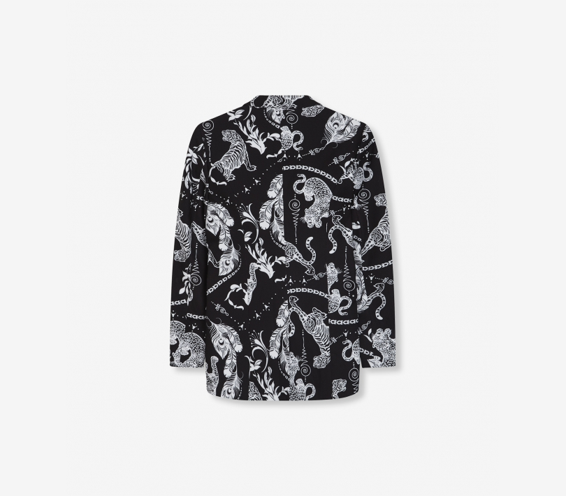 GRAPHIC ANIMAL BLAZER