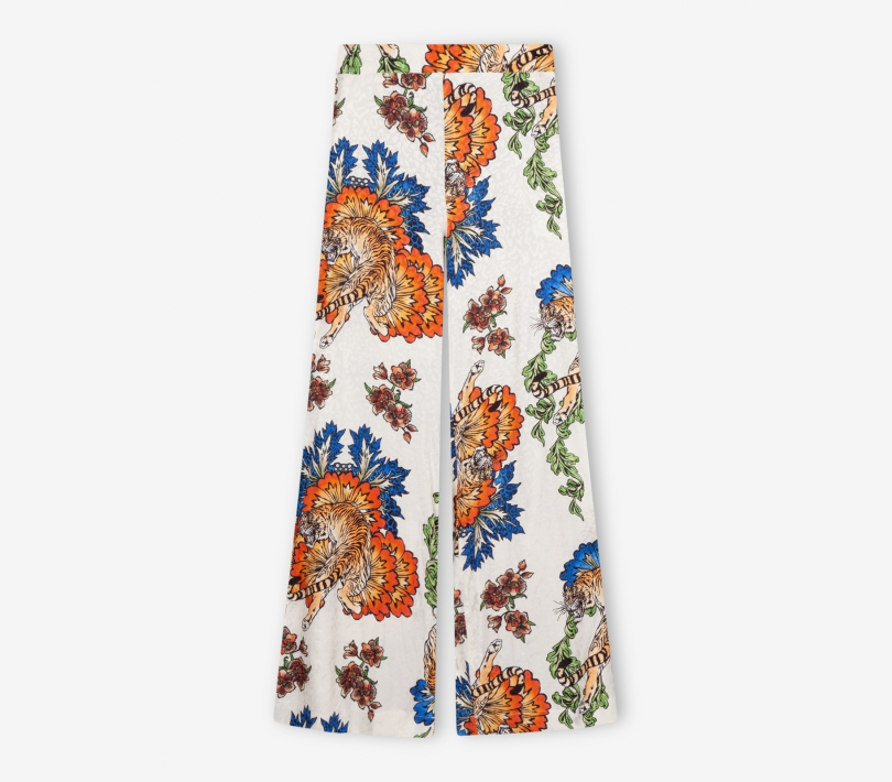 FANCY ANIMAL WIDE LEG PANTS