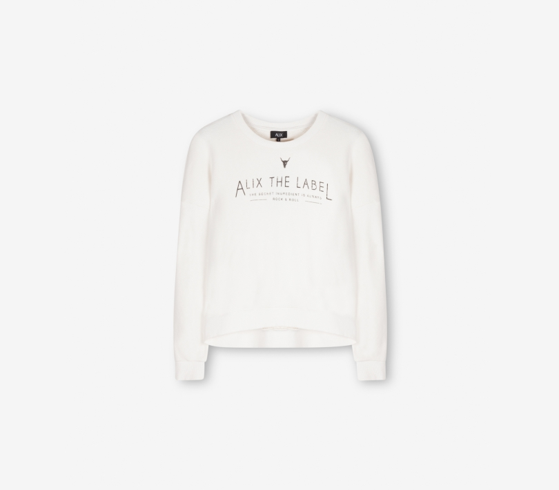 Alix sweater creamy white ALIX The Label