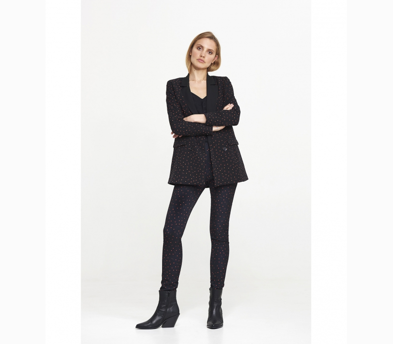 Alix stretch blazer black ALIX The Label