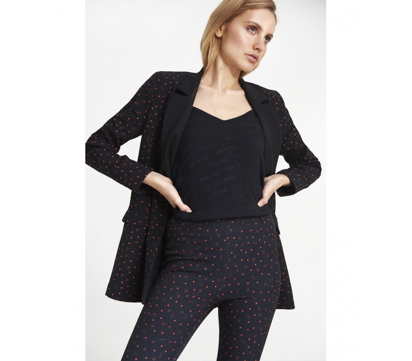 ALIX STRETCH BLAZER