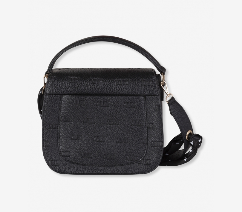 Faux leather alix small bag black ALIX The Label