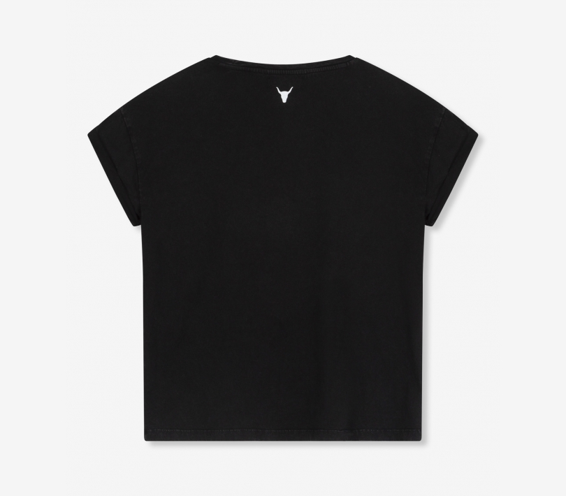 Tiger t-shirt black ALIX The Label