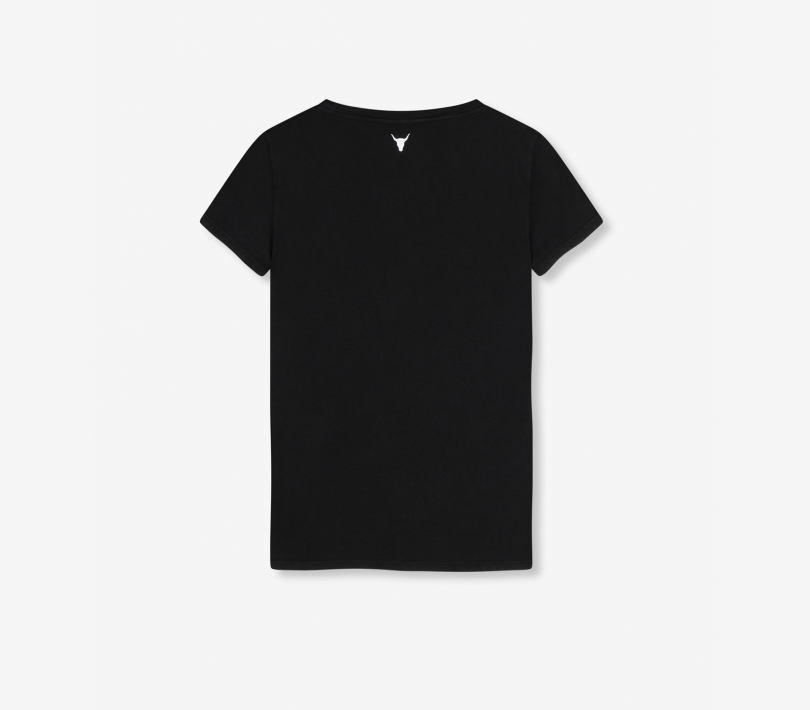 CraquÉle alix t-shirt black ALIX The Label