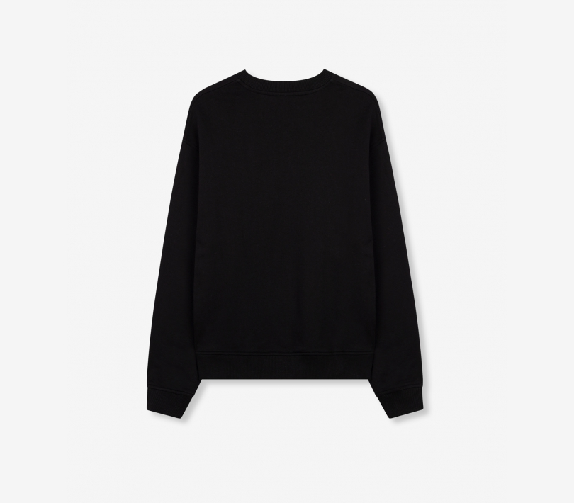 Printed sweater black ALIX The Label
