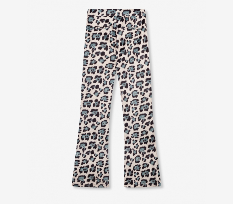 Soft leopard pants animal ALIX The Label
