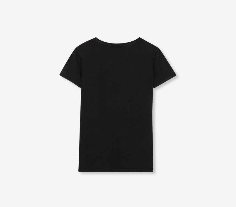 Alix tiger t-shirt black ALIX The Label
