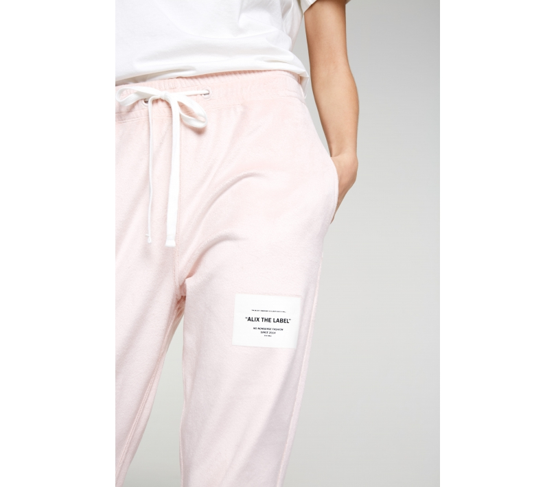 Sweat pants nude pink ALIX The Label