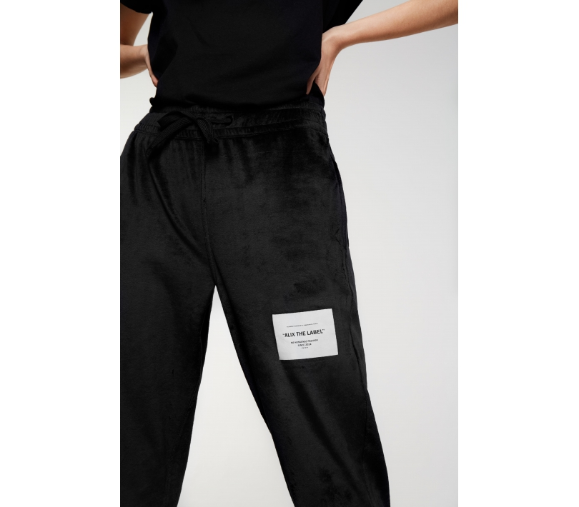 Sweat pants black ALIX The Label