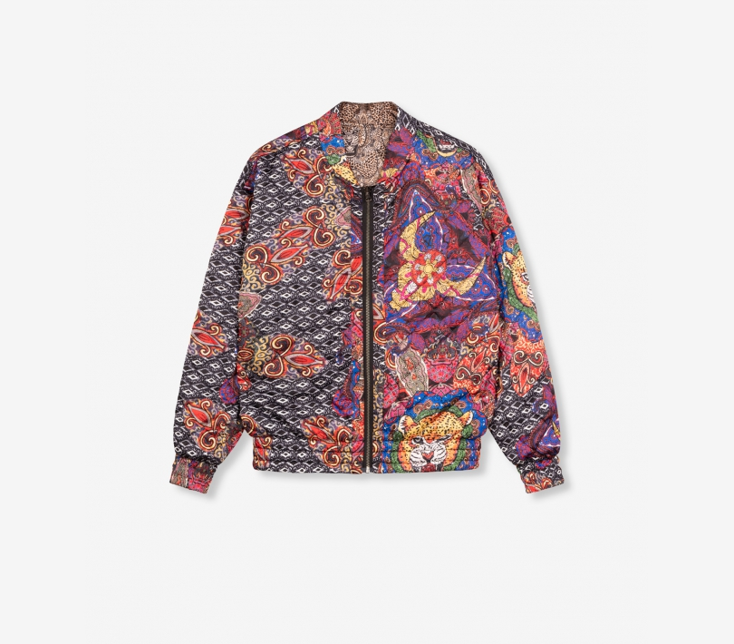 Reversible jacket multi colour ALIX The Label