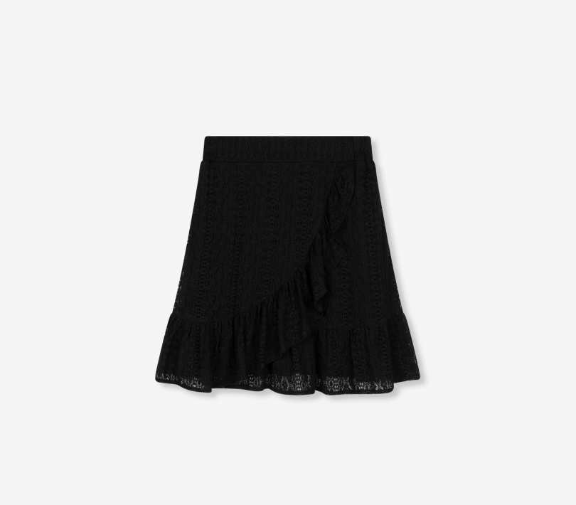 Lace skirt black ALIX The Label