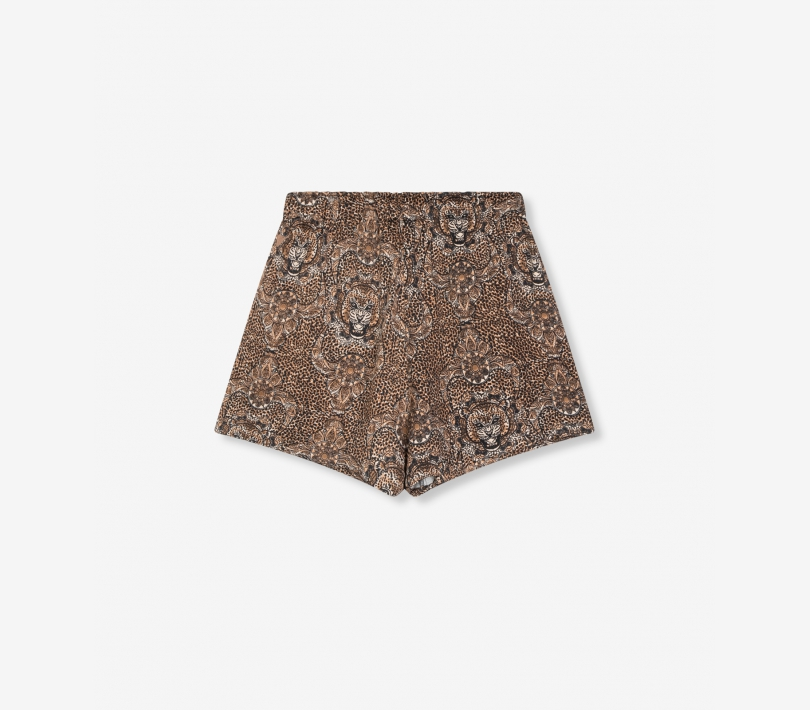 Graphic animal shorts animal ALIX The Label