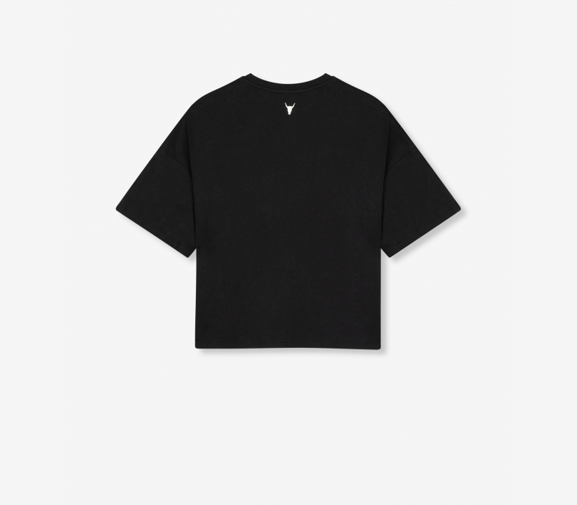 Alix the label t-shirt black ALIX The Label
