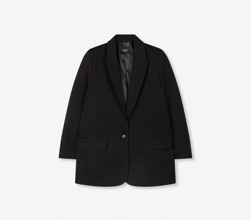Wolves blazer black ALIX The Label