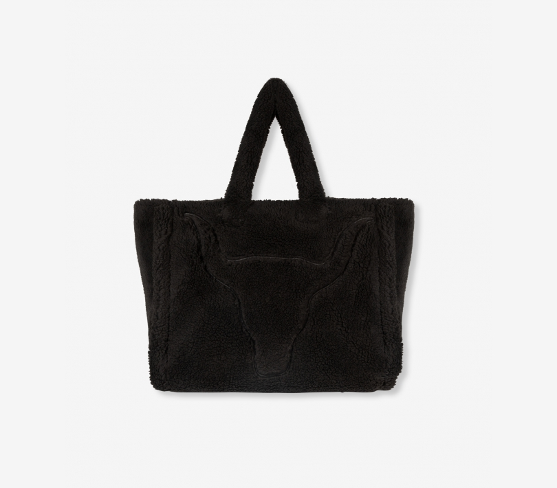 Teddy bag black ALIX The Label