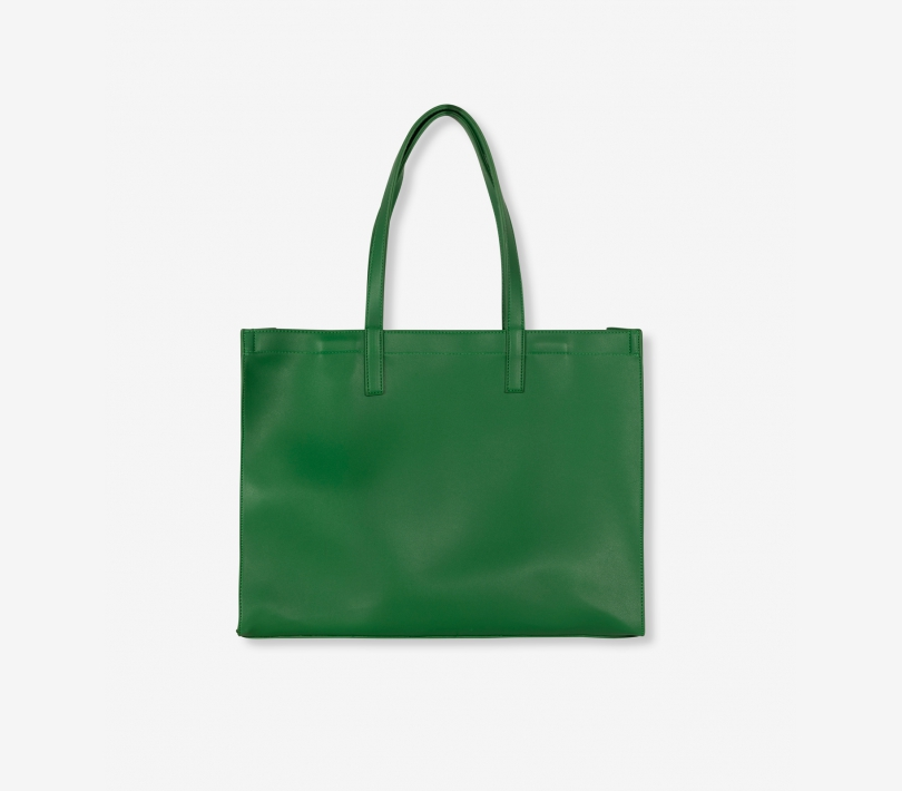 Faux leather alix bag fresh green ALIX The Label