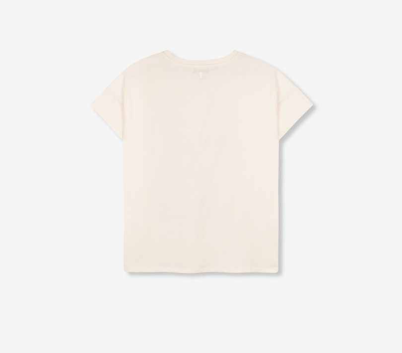 Tiger t-shirt creamy white ALIX The Label