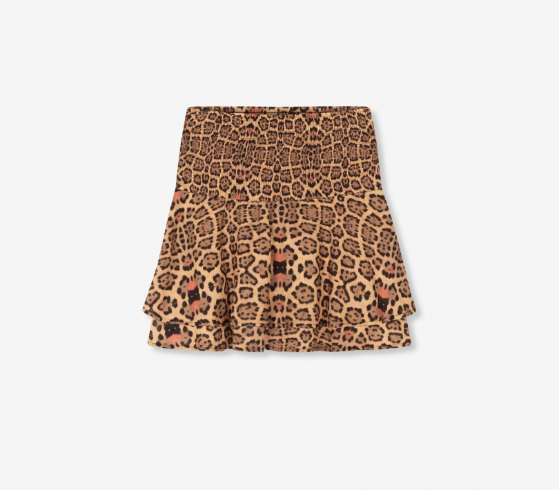 Jaguar short skirt animal ALIX The Label
