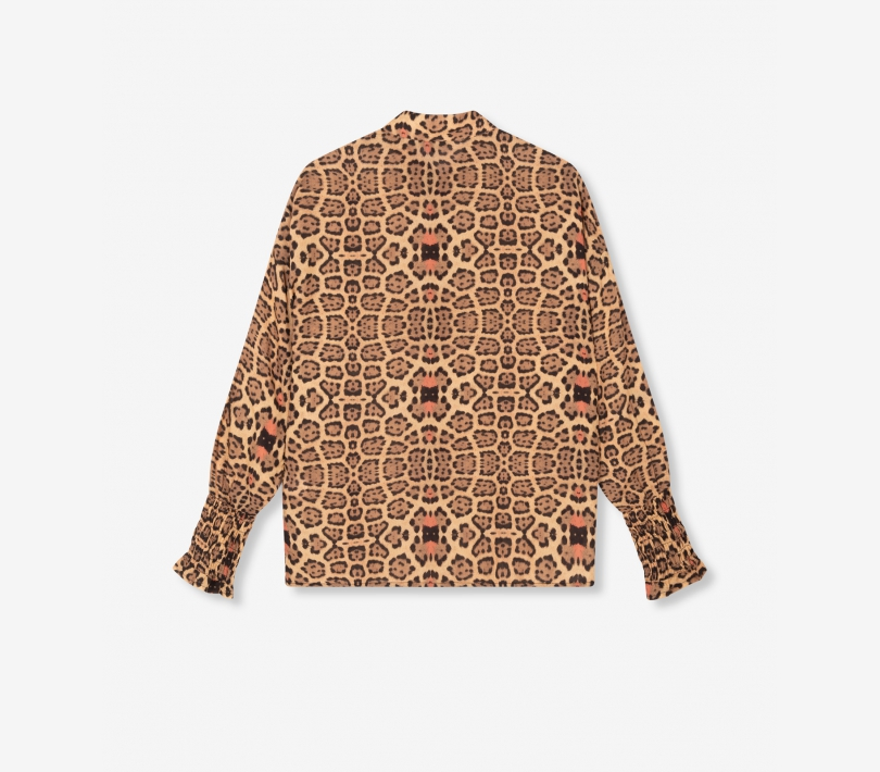 Jaguar blouse animal ALIX The Label